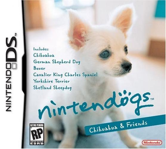 Thumbnail 1 for Nintendogs-Chihuahua & Friends Good save file - MAX CASH!!